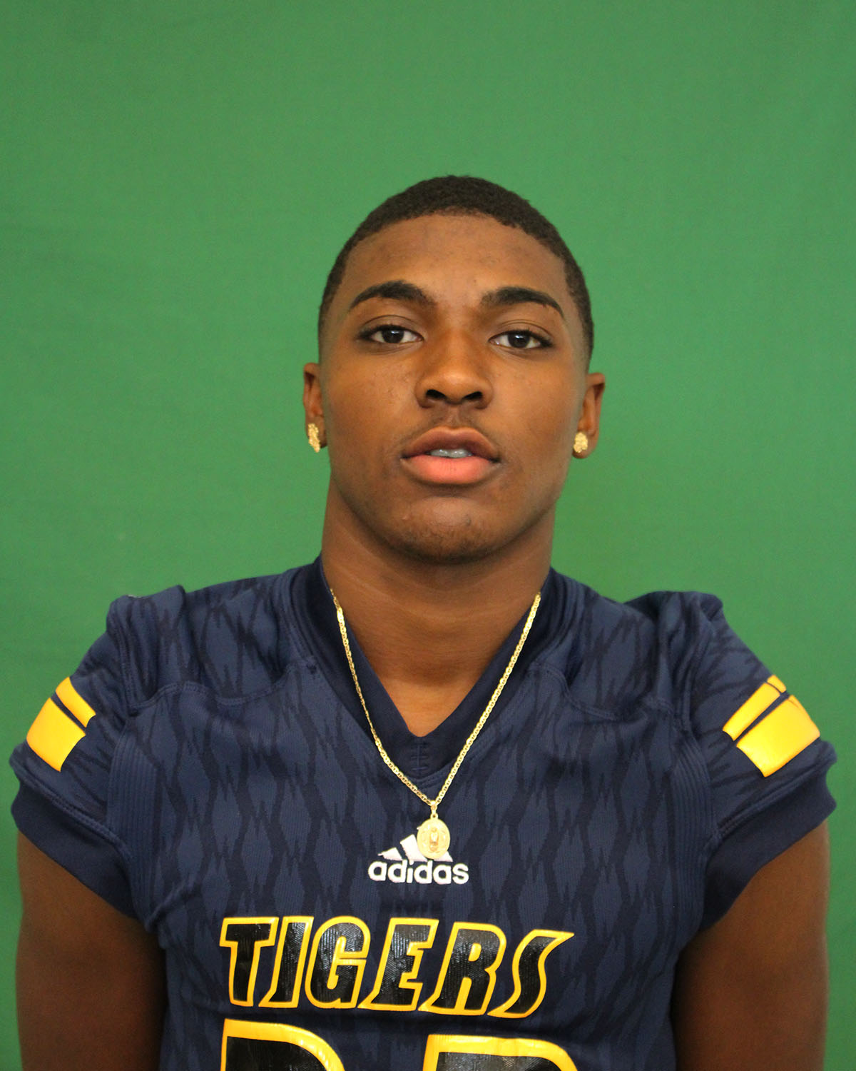 Week 12. Tahj Harvey - Football