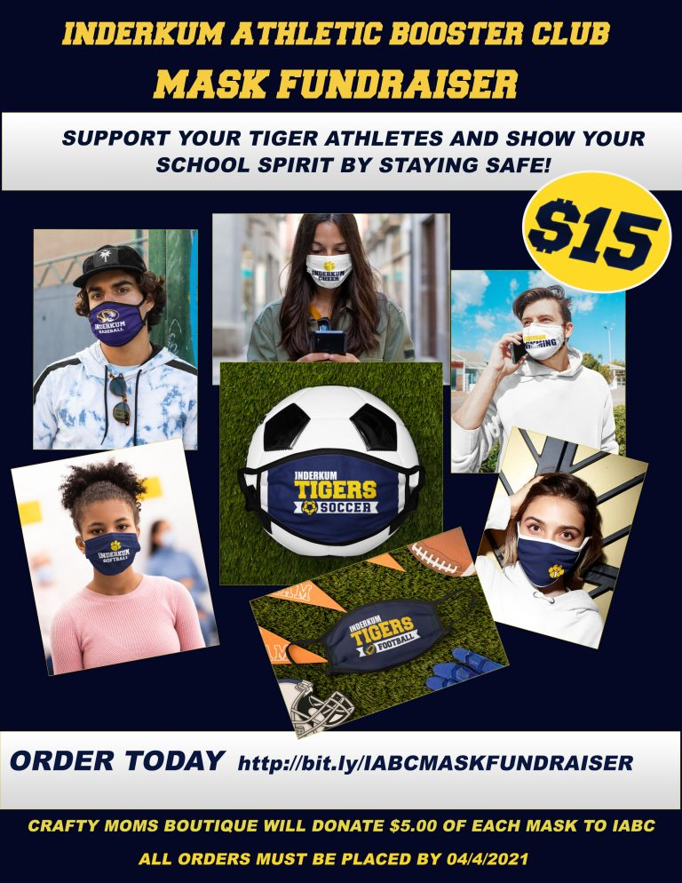 But a Mask - Show School Spirit - Benefit IABC